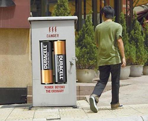 Duracell Reklamı