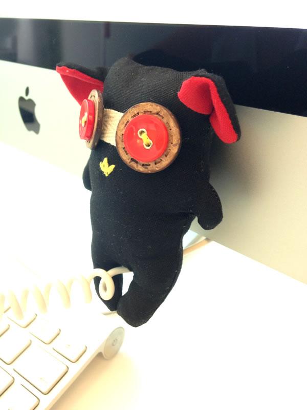 UBF's Strange Toy Yunik