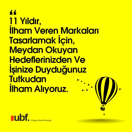 UBF 11. Yıl