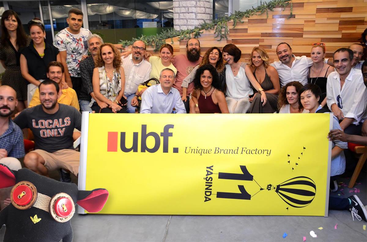 UBF 11 Yaşında