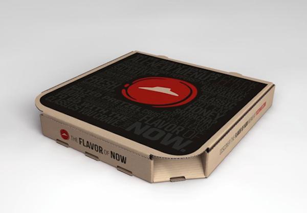 Pizza Hut'ın Yeni Dağıtım Paketi