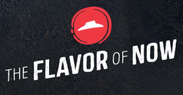 Pizza Hut'ın Yeni Logo ve Slogan