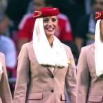 Emirates'den Benfica Uçuş Güvenliği Gösterisi [Video]