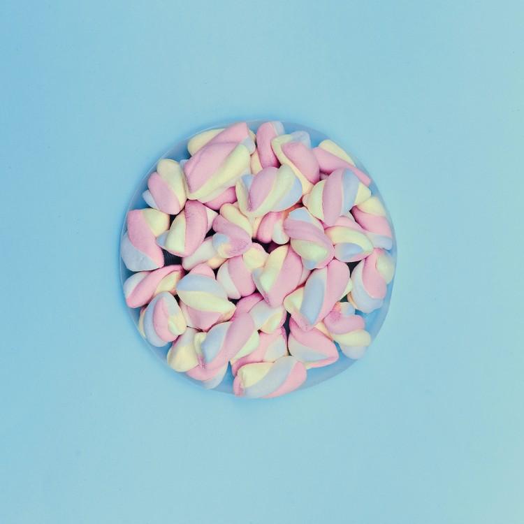 Souffle Sweets on the plate. Minimal Vanilla style by Evgeniya Porechenskaya © 2013-2015 Shutterstock Inc. All rights reserved