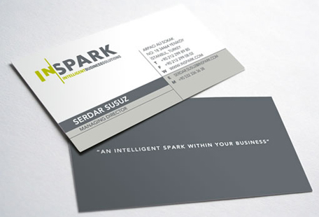 Corporate Rebranding and Identity Design for Inspark Intelligent Business Solutions